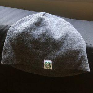 Starbucks beanie